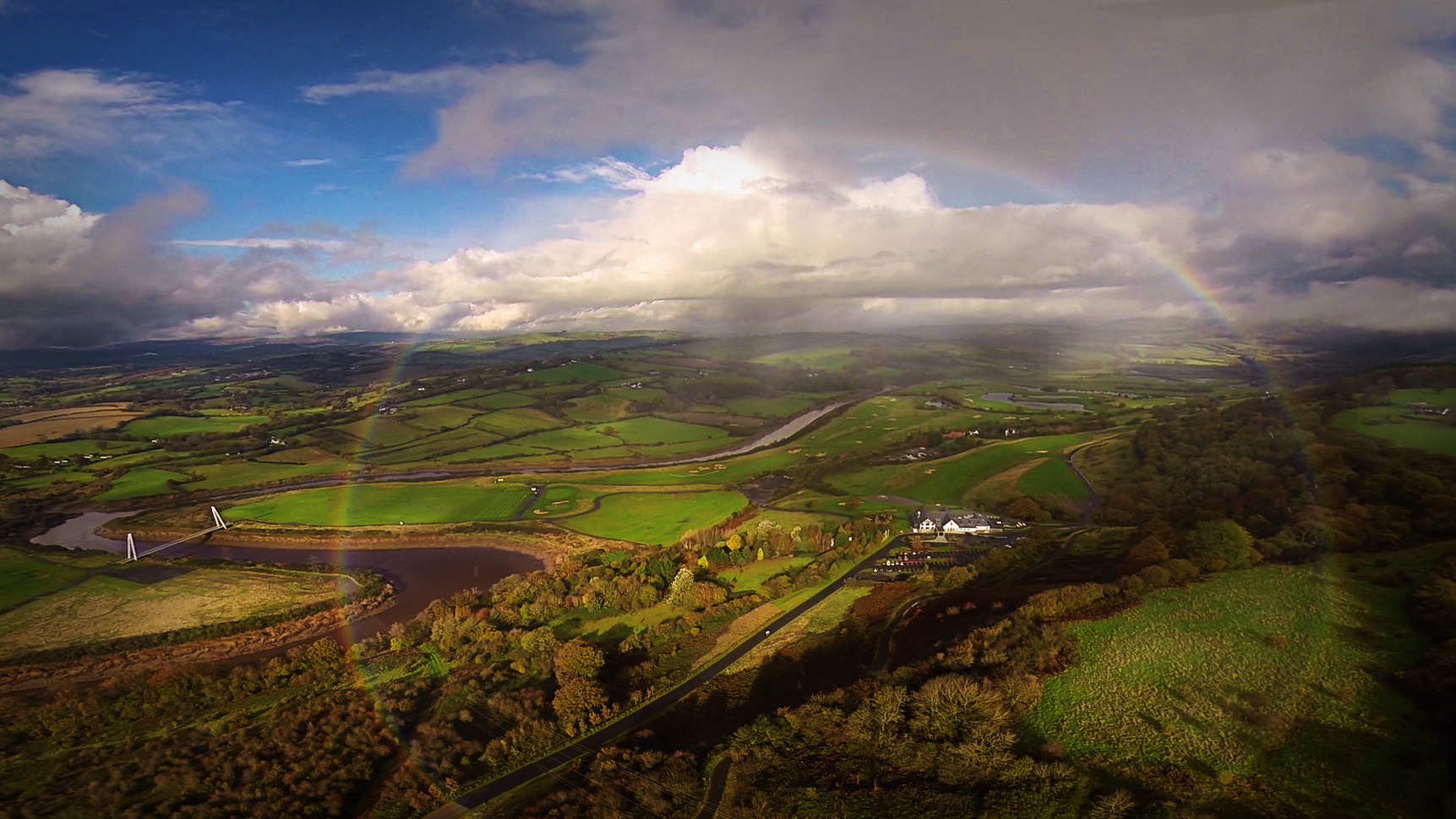 Aerial Photography Wales