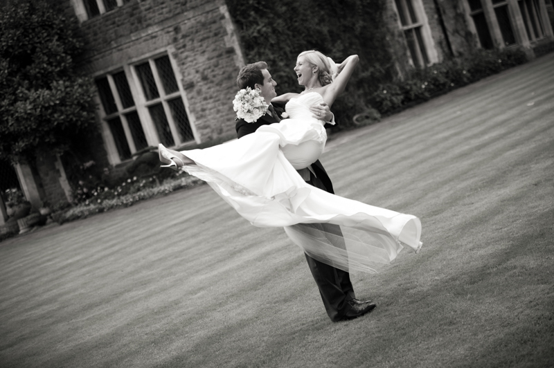 A typical day of wedding photography – by Dave Powell Photography.