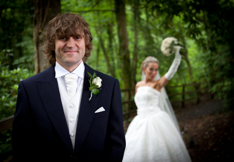 Using Depth of Field for wedding photography – or….Can you do the 'blurry background'?