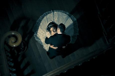 Zoe & Jamal – Hensol Castle.